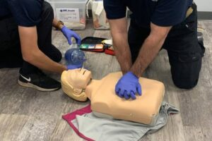 CPR Emergency Medical Services Technician Paramedic Certification Courses Training